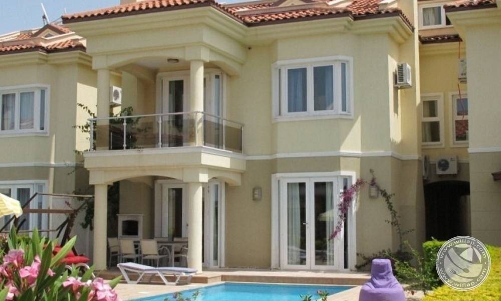 CRL5, Rental Private Villa 5 Bedrooms in Sunset Beach Club, Fethiye